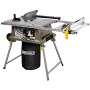 Best Table Saws - Rockwell 10-In Carbide-Tipped 15-Amp Table Saw Rk7241s Review