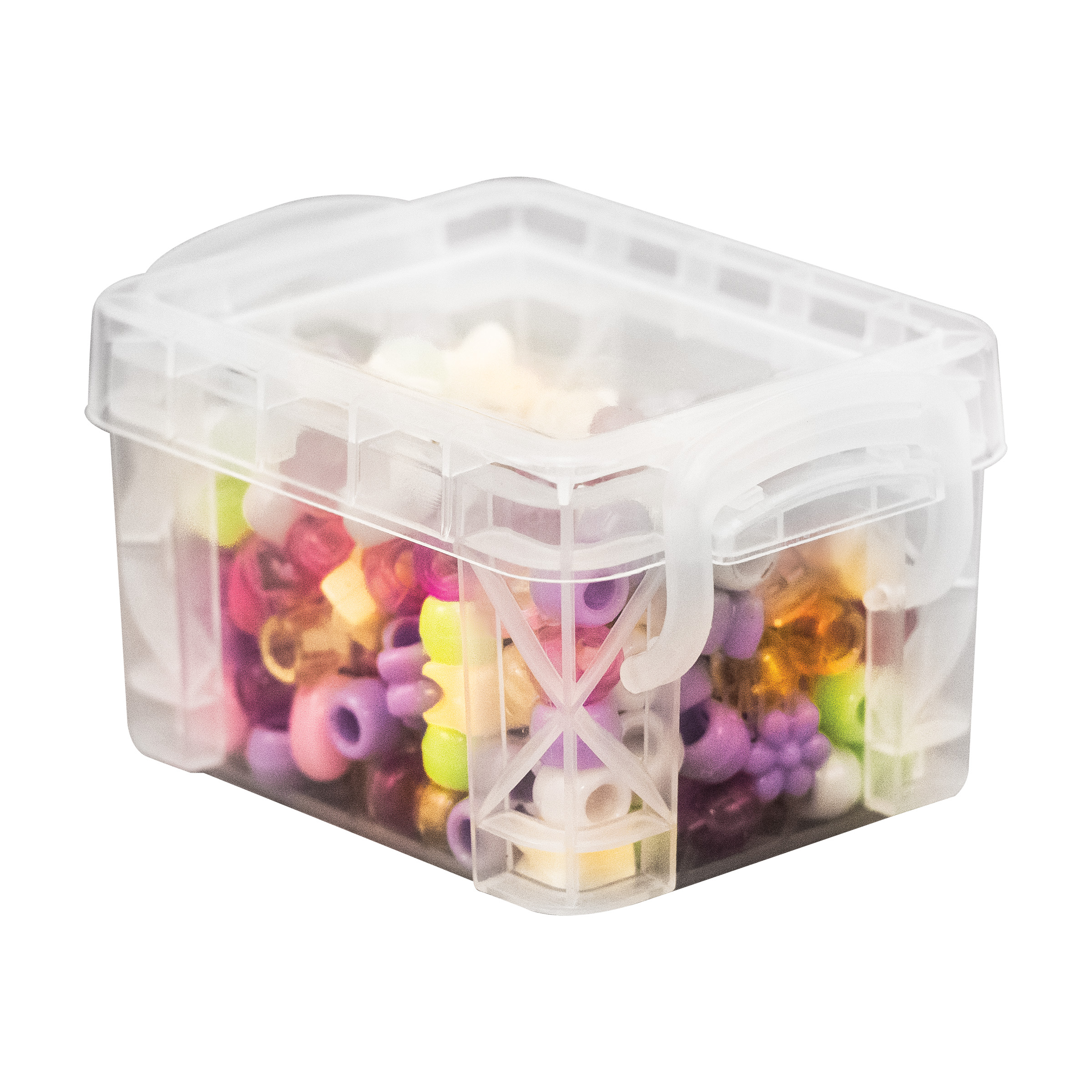 Super Stacker® Pixie Box, Clear