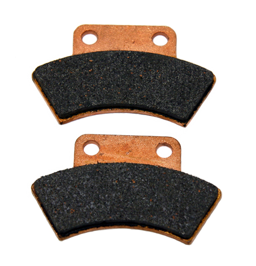 Front Rear Brake Pads Polaris Trail Boss 250 2X4 4X4 1988 1989 1990 1991 1992