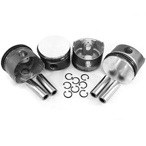 AA Performance Products VW 94MM Type 1 Piston Set 1915cc