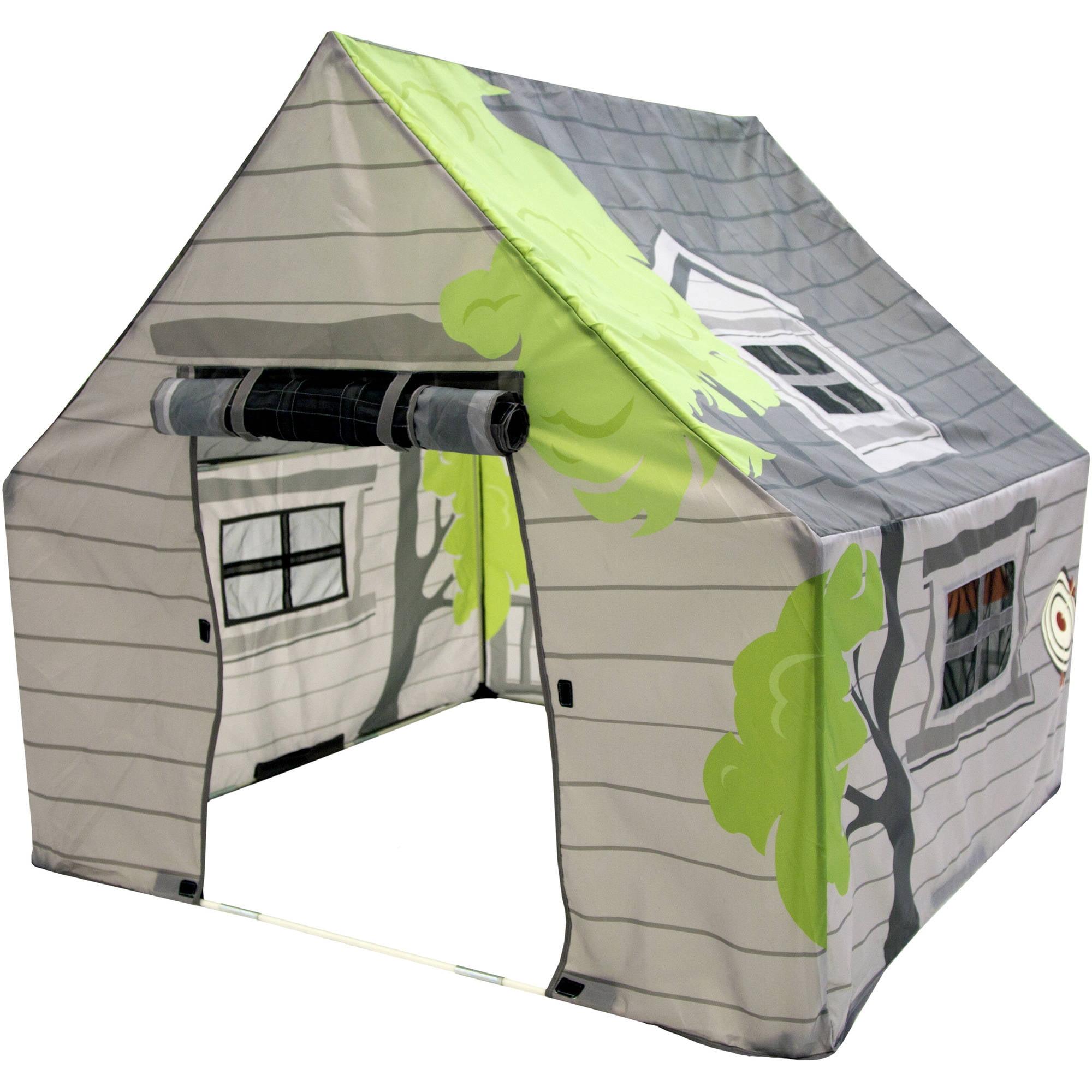 Pacific Play Tents Tree House Hide-Away Ponge Fabric