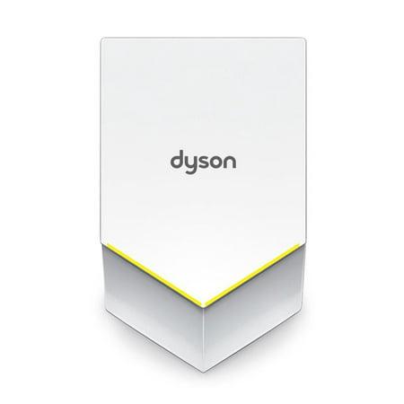 dyson airblade v hu02 w hv hand dryer white abs 208 - Dyson Airblade V