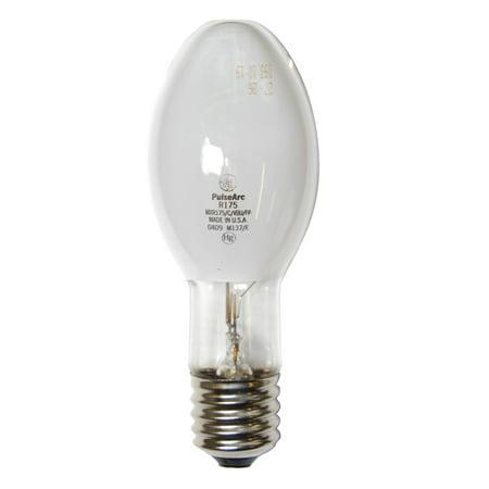 GE MXR175 175w Multi-Vapor PulseArc QUARTZ Metal Halide HID bulb