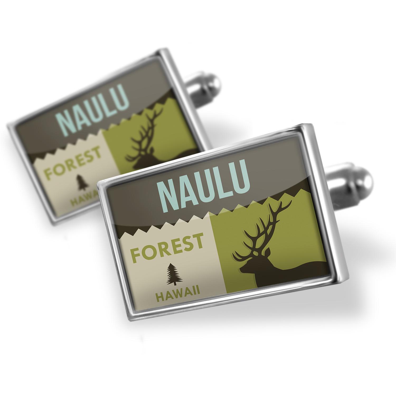 Cufflinks National US Forest Naulu Forest - NEONBLOND