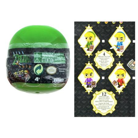 Funny Legend Of Zelda Pics (The Legend of Zelda Mystery Gacha Ball Link Mini Figure - One)