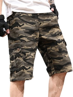 70b94f405e Product Image Cargo Shorts Men Cool Camouflage Summer Hot Sale Cotton  Casual Mens Short Pants Camo Man Outdoor
