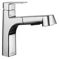 Deals on Peerless Xander Single Handle Kitchen Faucet P6919LF