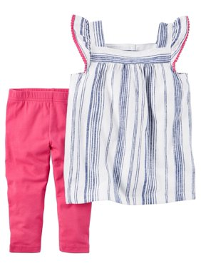040f76572ec7 Multicolor Baby Girls Outfit Sets - Walmart.com