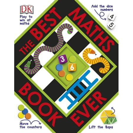 Math Board Books (Best Maths Book Ever (Board book) )