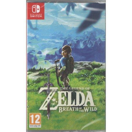 The Legend of Zelda: Breath of the Wild (Nintendo