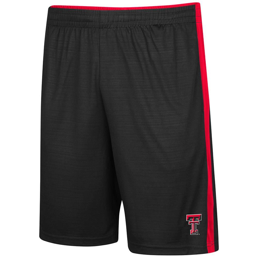 Mens Texas Tech Red Raiders Basketball Shorts - S