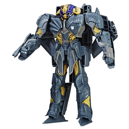 Transformers: The Last Knight -- Knight Armor Turbo Changer Megatron - Knight In Armour