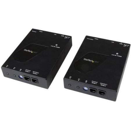 StarTech.com HDMI over IP Distribution Kit with Video Wall Support - - Dynamic Ip Support