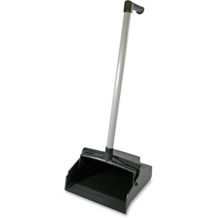 Genuine Joe, GJO85147, L-grip Plastic Lobby Dust Pan, 1 Each, -