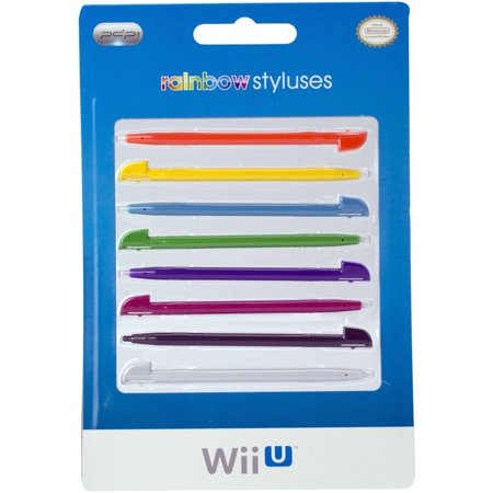 PDP Rainbow Styluses for Wii U Wholesale Wii Accessories