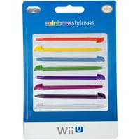 PDP Rainbow Styluses for Wii U