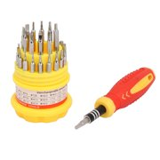 31 in 1 Magnetic Torx Slotted Hex  Precision Screwdriver Set Tools Kit