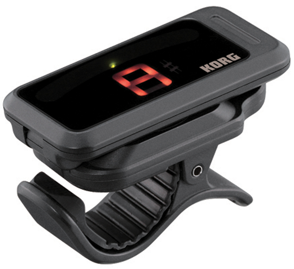 Tuner, Korg PitchClip Chromatic Clip-On