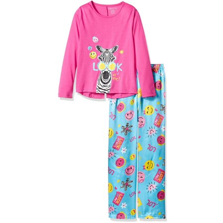 Girls Sleepover Set - Komar Kids Big Girls' Sleepover 2pc Sleepwear Set