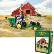 MasterPieces Tractor Ride 1000 Piece Puzzle