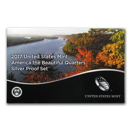 2017 America the Beautiful Quarters Silver Proof Set 1964 Silver Quarter Value