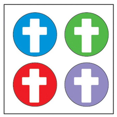 Cross Stickers (Incentive Stickers - Cross)