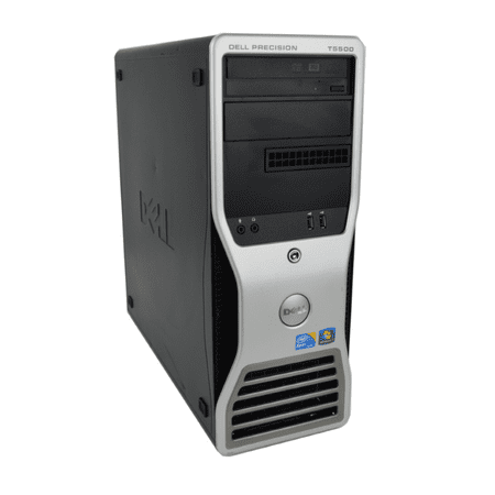 Dell Precision T5500 Workstation X5650 Six Core 2.66Ghz 2...