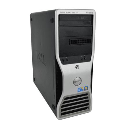 Refurbished Dell Precision T5500 X5570 4C 2.93Ghz 8GB 500GB 2TB Q600 Win
