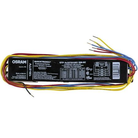 Osram Ballast Fluorescent Lights Wiring Diagram on