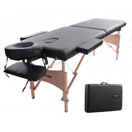 Merax portable massage table - Portable massage table walmart ...