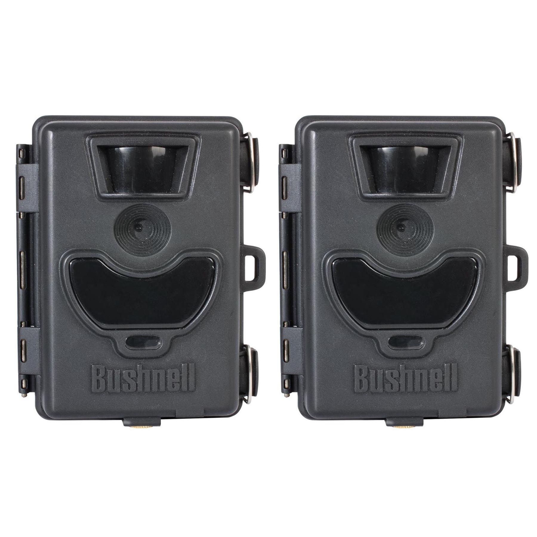 Bushnell 6MP Night Vision Surveillance Camera / Trail Cam - 2-Pack