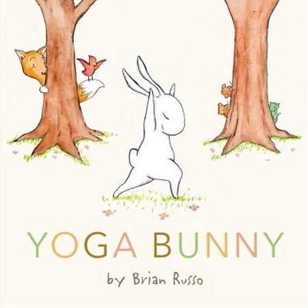 Yoga Bunny - Bunny Vans