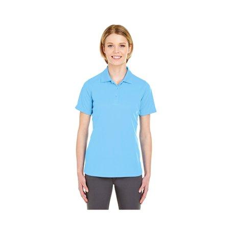 7d61544b UltraClub - UltraClub Women's Cool & Dry Mesh Pique Polo Shirt, Style 8210L  - Walmart.com
