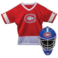 Franklin Sports NHL Montreal Canadiens Youth Team Uniform Set