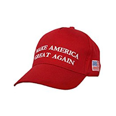 Limited Edition Make America Great Again Red Hat Donald J Trump President Campaign Hat Cap Gift Pack