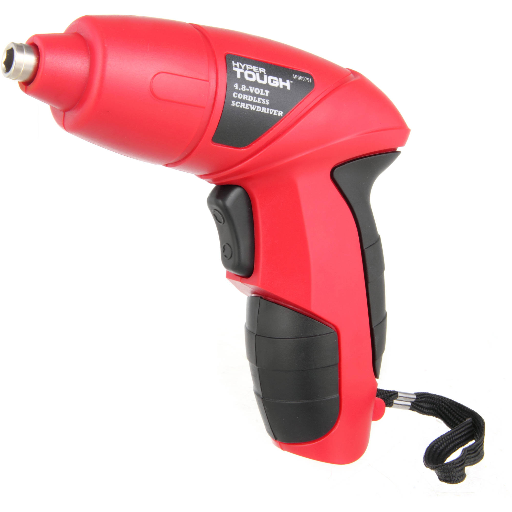 Hyper Tough AP00979J 4.8 Volt Cordless Screwdriver With Charger