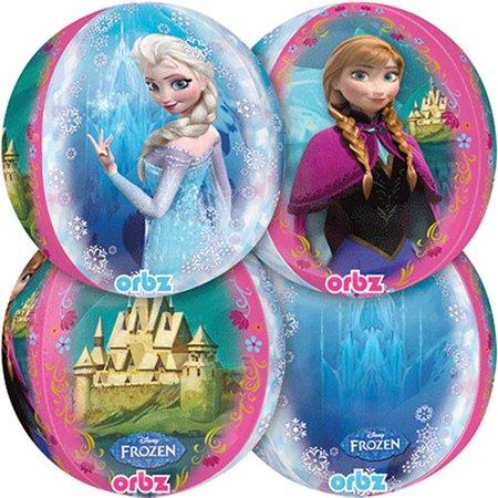 Frozen Character Orbz XL Balloon 16