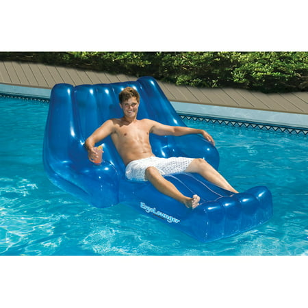 swimline cool chaise floating lounge for swimming pools. Black Bedroom Furniture Sets. Home Design Ideas