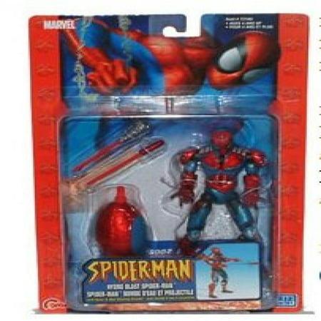 Hydro Blast Suit - Classic Spider-Man Series 12 Figure: Hydro Blast Spiderman