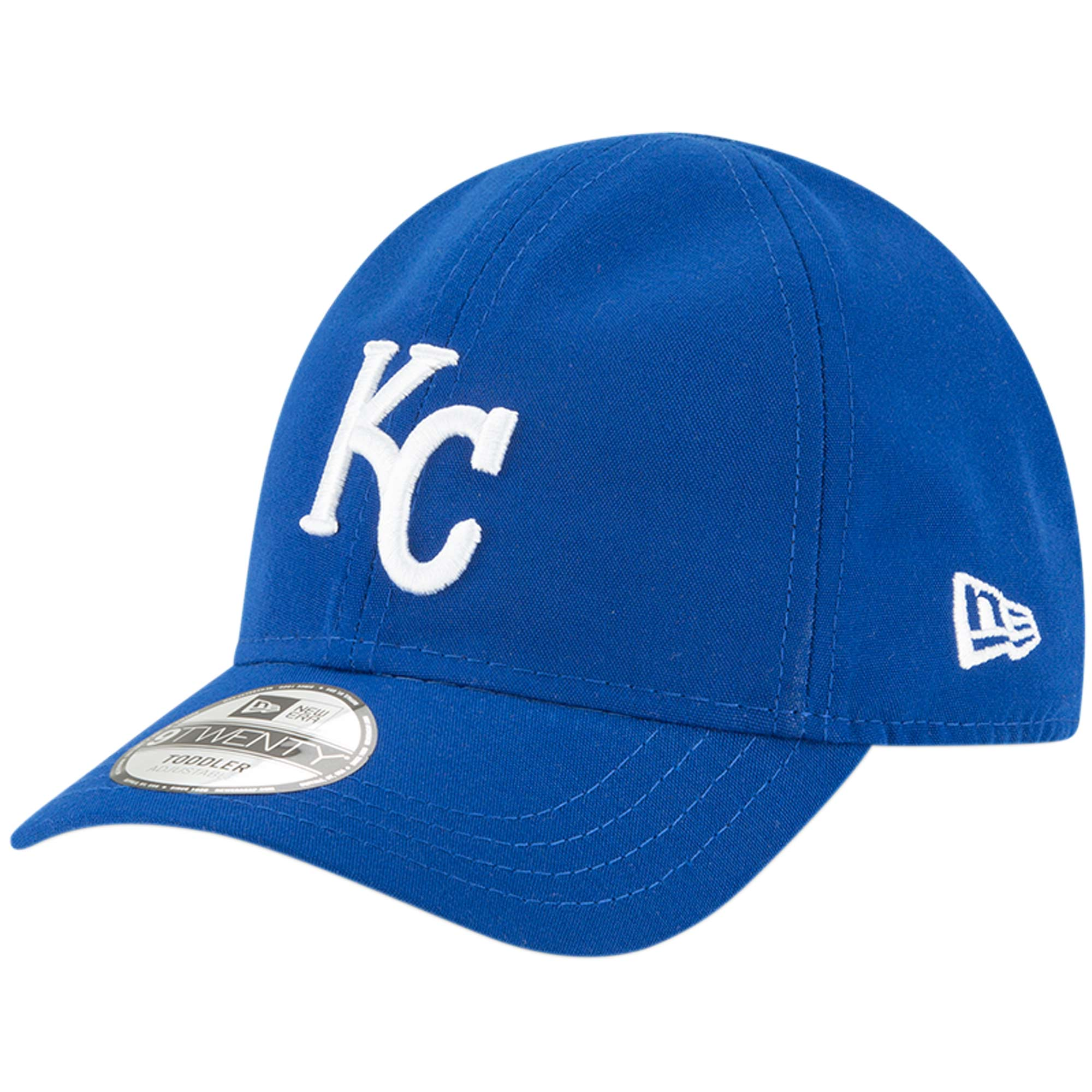 Kansas City Royals New Era Toddler My 1st 9TWENTY Adjustable Hat - Royal - OSFA