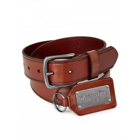Wrangler Big Men's Key Fob Belt Shoes Belt Bag
