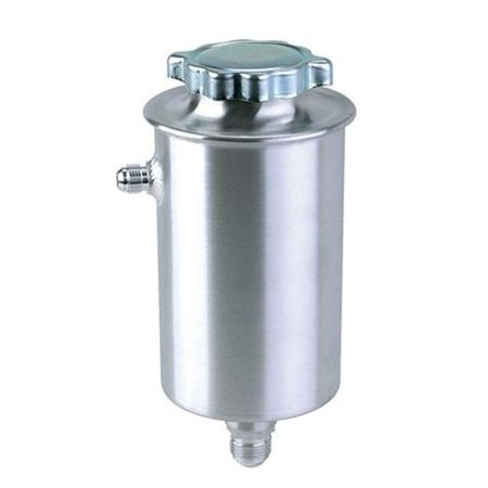 - Vertical Power Steering Reservoir Tank, AN10 Outlet