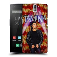 OFFICIAL WWE TAMINA HARD BACK CASE FOR ONEPLUS ASUS AMAZON