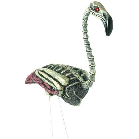 Flamingo Zombie Yard Stake](Zombie Flamingo)