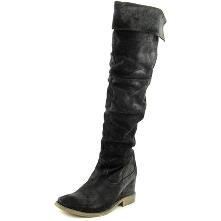 05d628cc723 generated - Matisse Stephen Women Round Toe Suede Knee High Boot ...