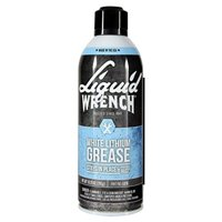 Liquid Wrench L616 White Lithium Grease - 10.25 oz.