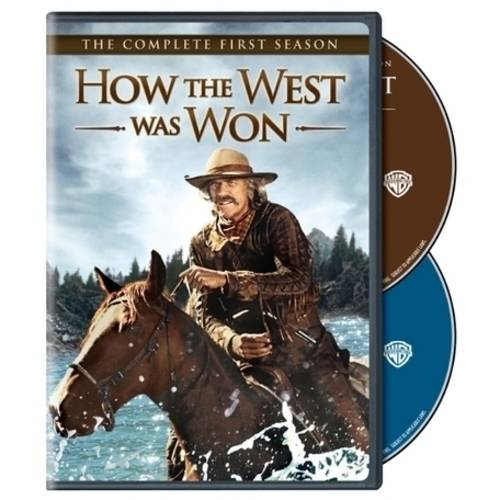 How The West Was Won: The Complete First Season (Full Frame)
