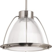 Prismatic Glass Collection One-Light LED Pendant