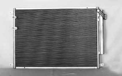 3688 Condenser For Cadillac CTS 2008-2013 3.0 3.6 V6