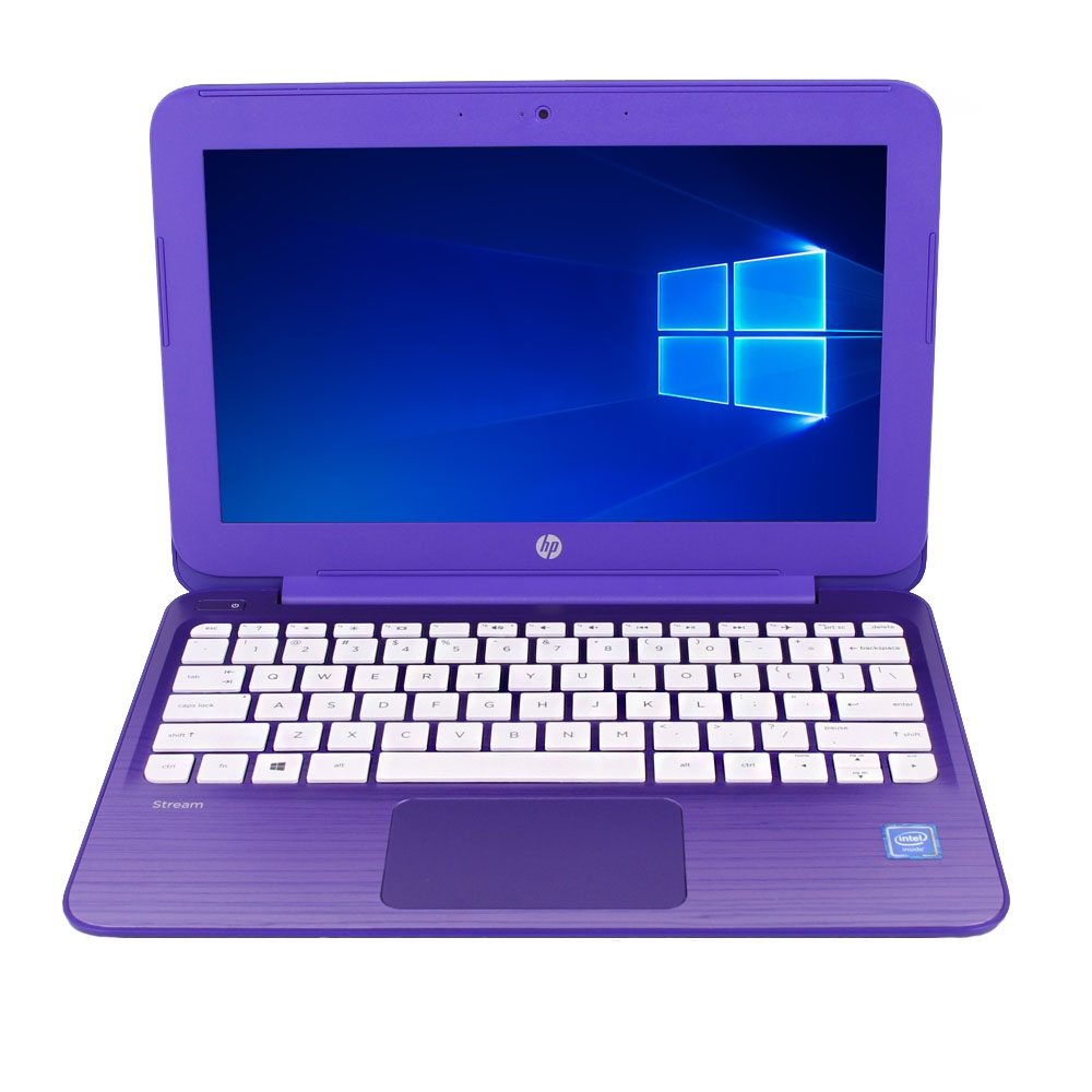 "(Refurbished) HP Stream 11.6"" Laptop 1.6GHz - 4GB - 32GB - Purple (11-Y020nr)"